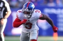 Giants vs. Chiefs injury news: Nothing new on Giants' injured playmakers