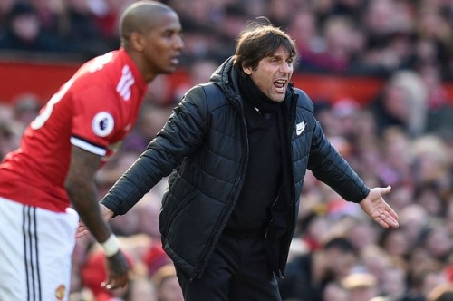 Antonio Conte compared to Louis van Gaal as named Man United's first choice to replace Solskjaer