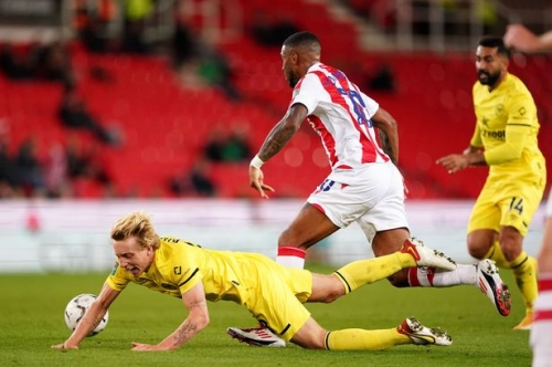 Stoke City player ratings as they bow of of the Carabao Cup against Brentford