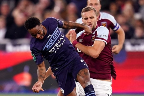 West Ham vs Man City live: Highlights, reaction as Carabao Cup holders knocked out on penalties