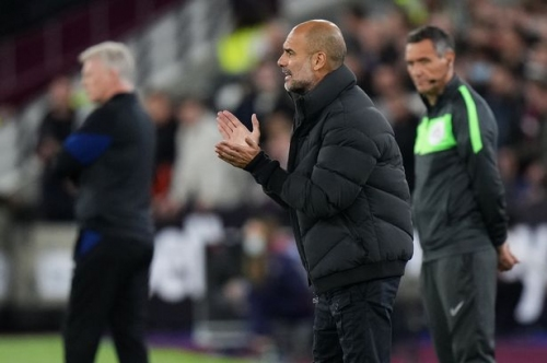 Pep Guardiola says Phil Foden's Man City penalty miss agony will benefit him in the long run