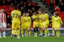 Brentford reach EFL Cup last eight with win at Stoke City