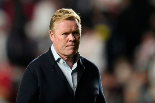 Barcelona sack Ronald Koeman in threat to Manchester United's managerial shortlist