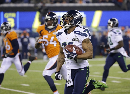 Bills expecting Percy Harvin to play against Seahawks Monday