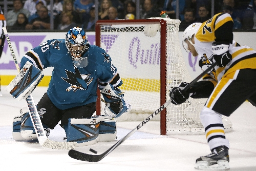 Penguins notebook: Hornqvist and Hagelin complement each other well alongside Crosby