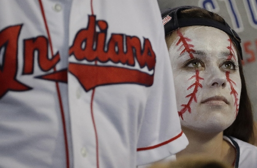 MLB to destroy, not donate, Indians championship gear The Associated Press