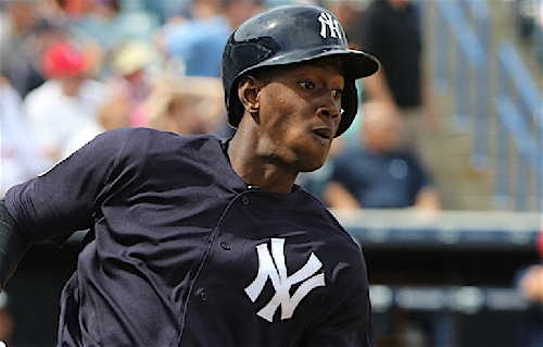 Why Yankees' center fielder of the future may be a shortstop