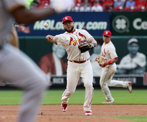 Hochman: Less thump and more speed would help Cards