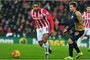 Luis Suarez would be happy to see Stoke City defender Glen...