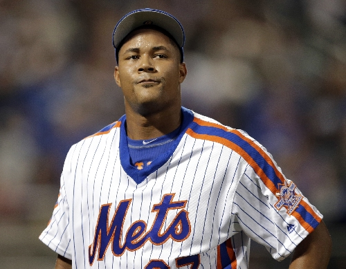 Mets pitcher pleads not guilty in domestic violence case The Associated Press