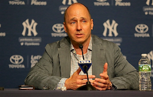 MLB hot stove: Yankees continue trade talks as GM meetings end