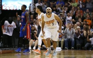 Suns' Dudley blends to bench for better fit