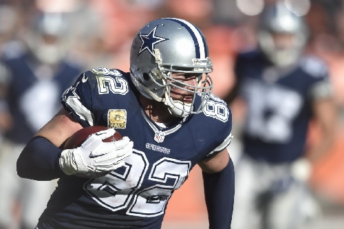 Witten's leadership shines in surprising season for Cowboys The Associated Press