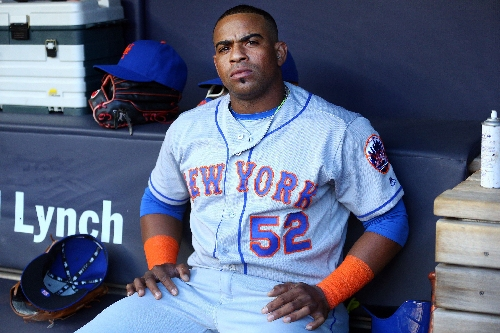 Vegas thinks Yankees could steal Yoenis Cespedes from Mets
