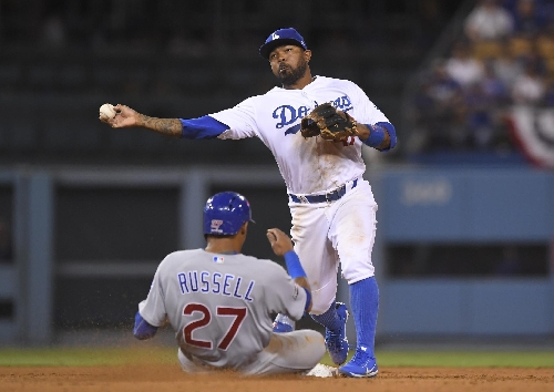 Phillies get Howie Kendrick from Dodgers The Associated Press