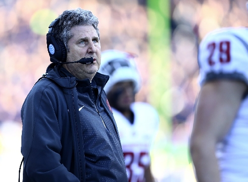 Secretary of Offense? WSU coach Mike Leach volunteers to help President-elect Donald Trump in a strange way