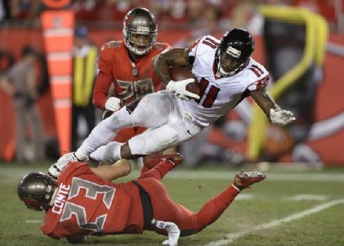 Julio Jones to set NFL records in Sunday's game
