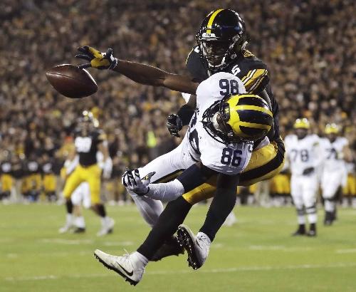 College football: Big Ten title race jumbled after Michigan loss