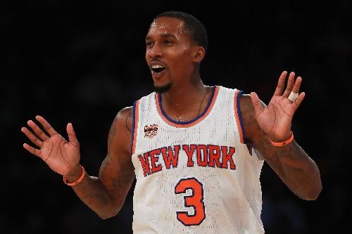 NBA Knicks' Jennings fined $15,000 after ejection
