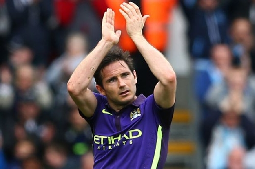Former Man City midfielder Lampard to leave New York City FC