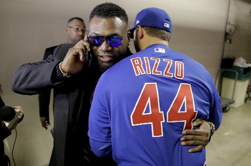 NESN to show ex-Boston Red Sox DH David Ortiz behind-the-scene moments from his final season