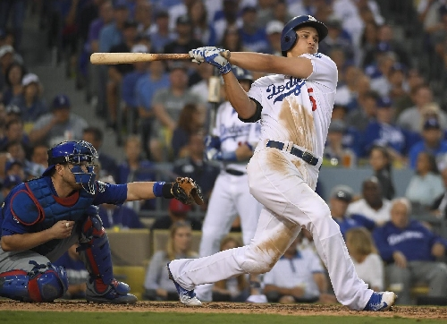 Seager becomes latest Dodger honored as Rookie of the Year The Associated Press
