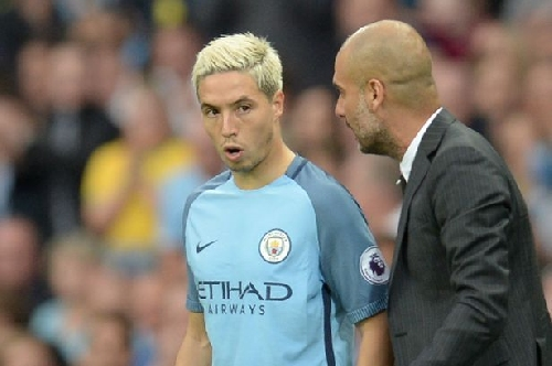 Manchester City boss Guardiola banned sex after midnight says Nasri