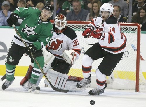 Adam Henrique nets OT goal in Devils 2-1 win over Dallas | Rapid reaction
