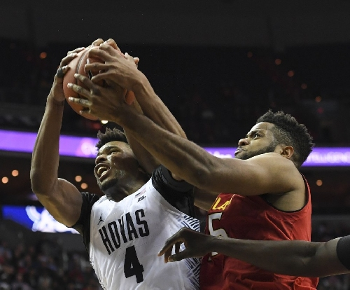Three takeaways from Maryland's comeback win over Georgetown
