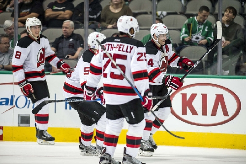Kyle Palmieri, Adam Henrique breaking out of tough stretch for Devils
