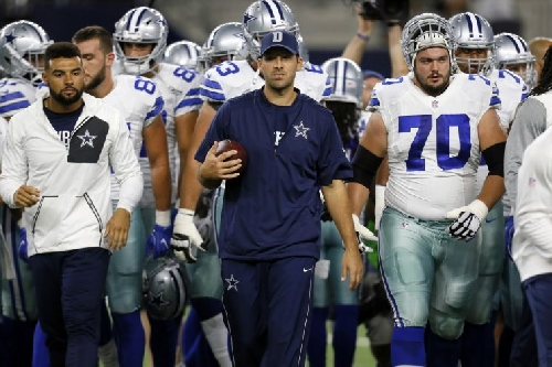 Cowboys' Tony Romo braced us for the moment he walks away to another team