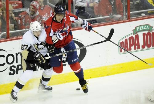Penguins Pregame Story Lines: Game isn't Sidney Crosby vs. Alex Ovechkin. It's Penguins vs. Capitals