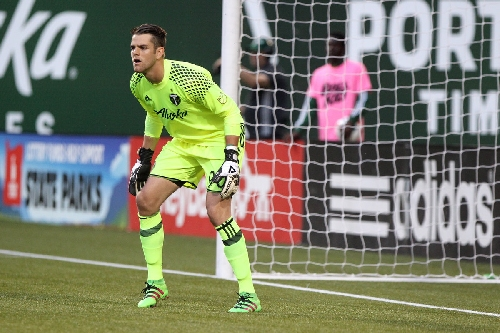 Portland Timbers goalie Jake Gleeson pleads no contest to drunk driving, enters diversion