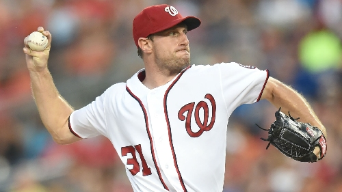 MLB awards 2016: Nationals' Max Scherzer named NL Cy Young winner