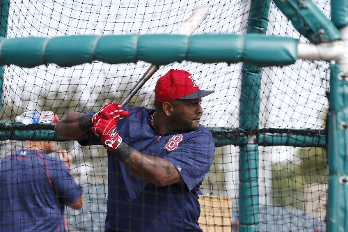 Might Pablo Sandoval be Boston Red Sox's 2016 DH? John Farrell indicates he might receive time there