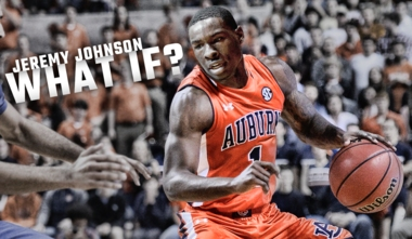 What if Jeremy Johnson played basketball at Auburn instead of football?