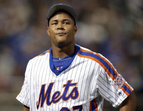 911 call: Mets closer 'going crazy' before Halloween arrest The Associated Press