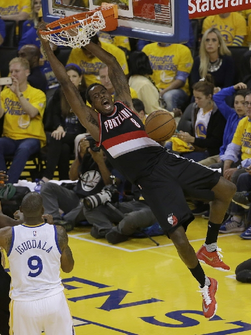 The Trail Blazers miss Al-Farouq Aminu: The good, the bad and the nerdy