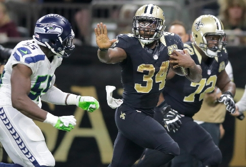 Saints' Tim Hightower looks to 'create a different memory' at Panthers