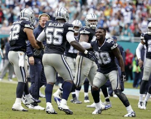 Dallas Cowboys won't bring back Rolando McClain on Monday, Jerry Jones says