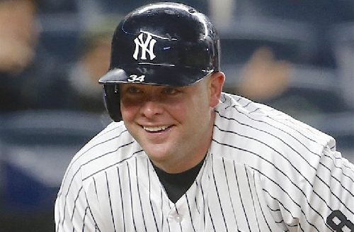 Yankees trade catcher Brian McCann to Houston Astros for 2 pitchers