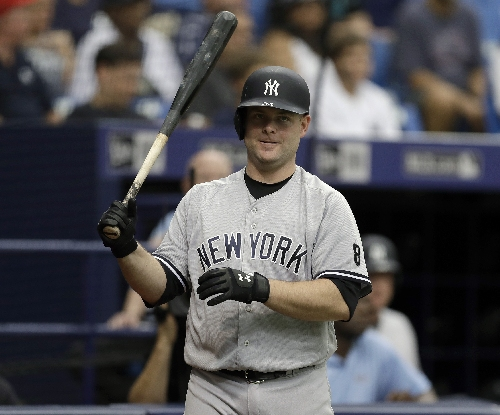 Yankees trade catcher McCann to Astros for 2 young pitchers The Associated Press