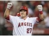Angels' Mike Trout wins 2016 American League MVP