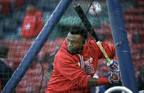 Yankees writers give Red Sox's David Ortiz his only 1st- and 2nd-place votes for 2016 AL MVP