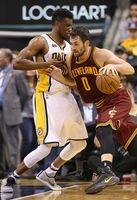 Pacers' rebounding problem? They're short.