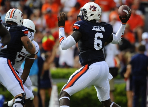 Malzahn Names Jeremy Johnson Starter – Here's To hoping JJ Goes Out the Way He Came In … On Fire