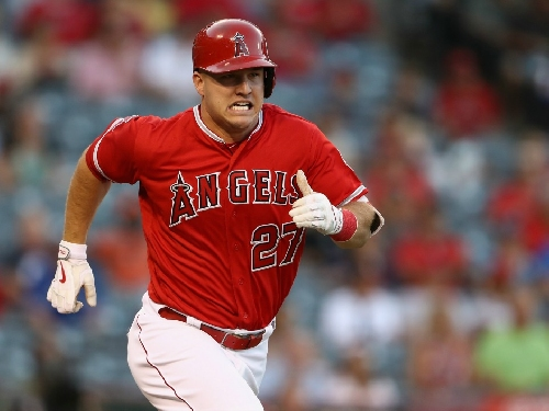 Los Angeles Angels outfielder Mike Trout named AL MVP, ahead of two Toronto Blue Jays in top 15