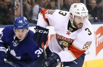 'Inside the Panthers: Keith Yandle' premieres Nov. 20 on FOX Sports Florida