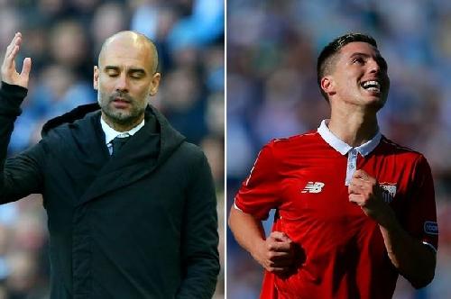 Man City manager Guardiola reacts to Nasri sex ban claim
