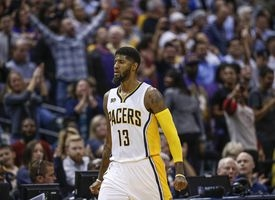 Paul George will not play against Suns, scheduled to have ankle examined